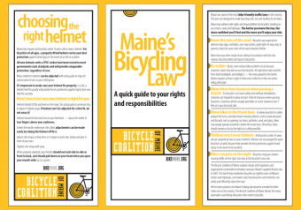 Bicycle Coalition Brand Development