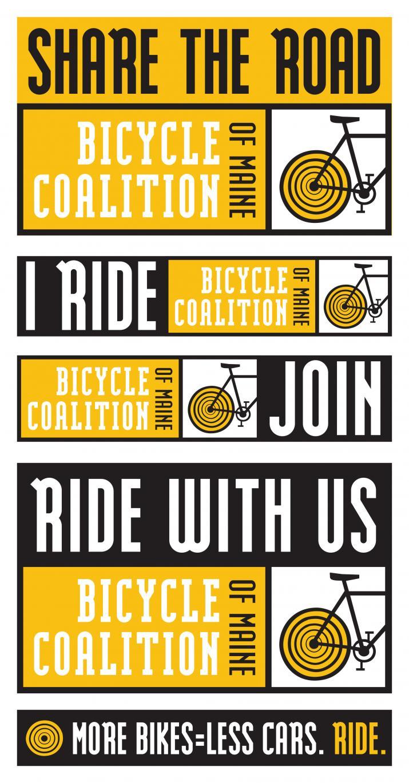Lapchick Co-BCM Stickers